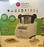 Monsieur Cuisine connect van SilverCrest Küchenmaschine multifunktional